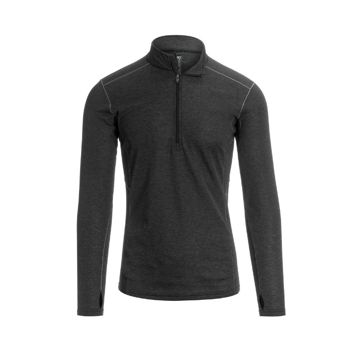 Kuhl Men's Akkomplice Zip Neck