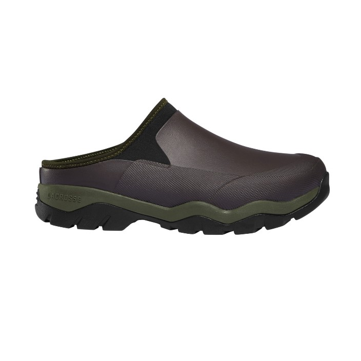 Lacrosse Alpha Muddy Mule Slip On Work Shoe