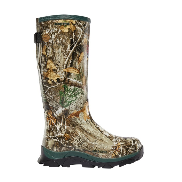 Lacrosse Switchgrass 800G Realtree Boot
