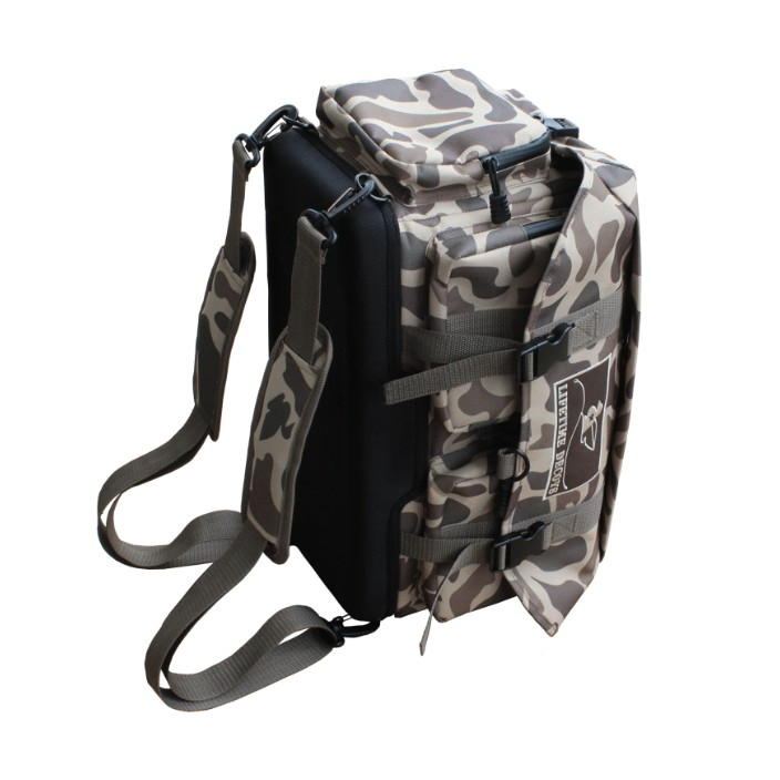 Lifetime Old School Camo Blind Bag