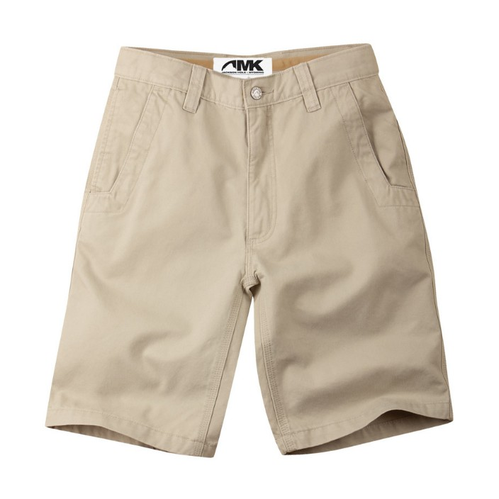 Mountain Khaki 10'' Tenton Twill Relaxed Fit Shorts
