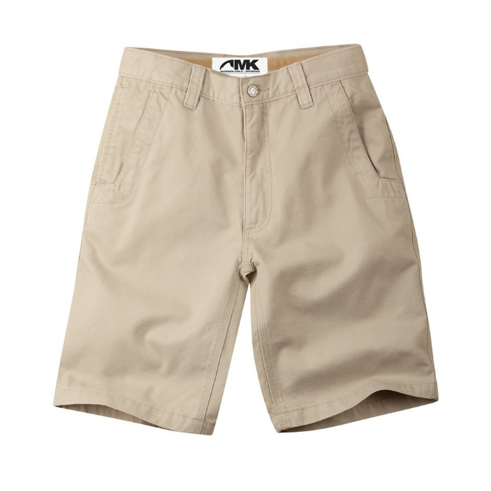 Mountain Khaki 8'' Teton Twill Relaxed Fit Shorts