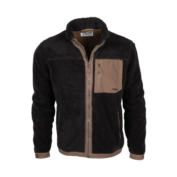 Mountain Khaki Fourteener Fleece Jacket
