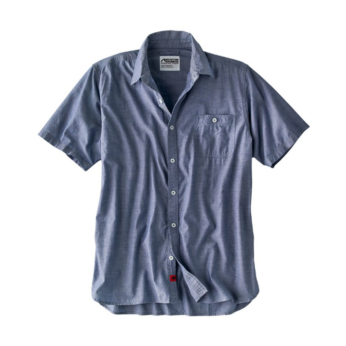 Mountain Khakis Mountain Chambray S/S Shirt