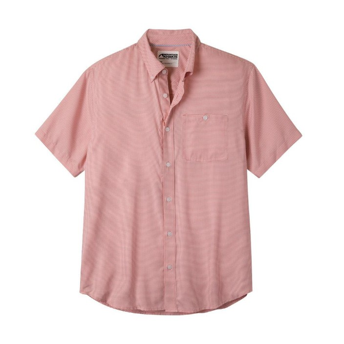 Mountain Khakis Passport EC S/S Shirt