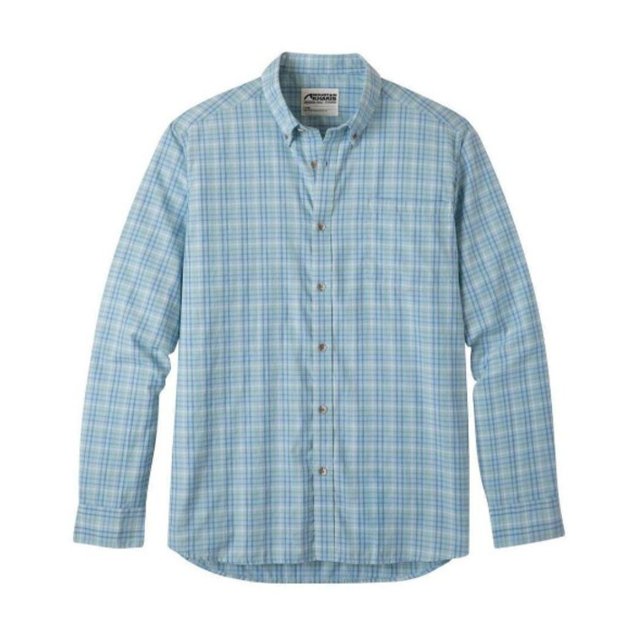 Mountain Khakis Spalding Gingham L/S Shirt
