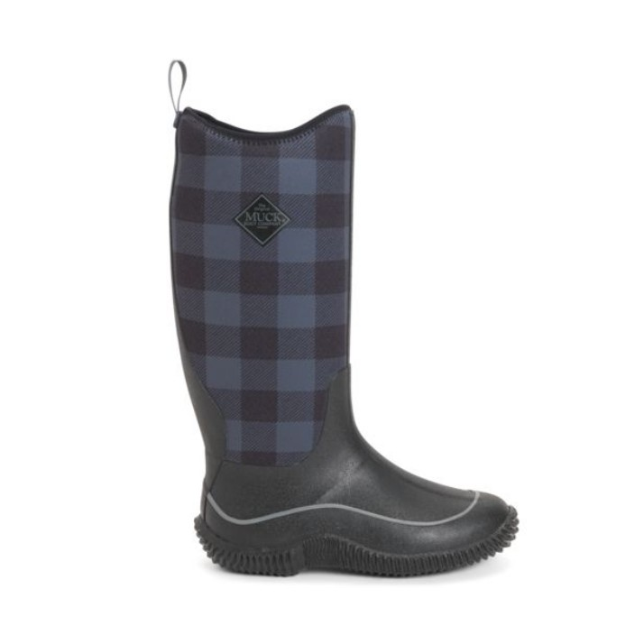 Muck Hale - Gray Plaid