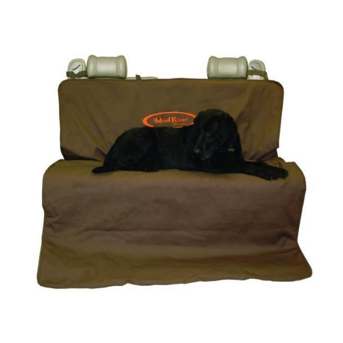 Mud River 2 Barrel Double Seat Cover