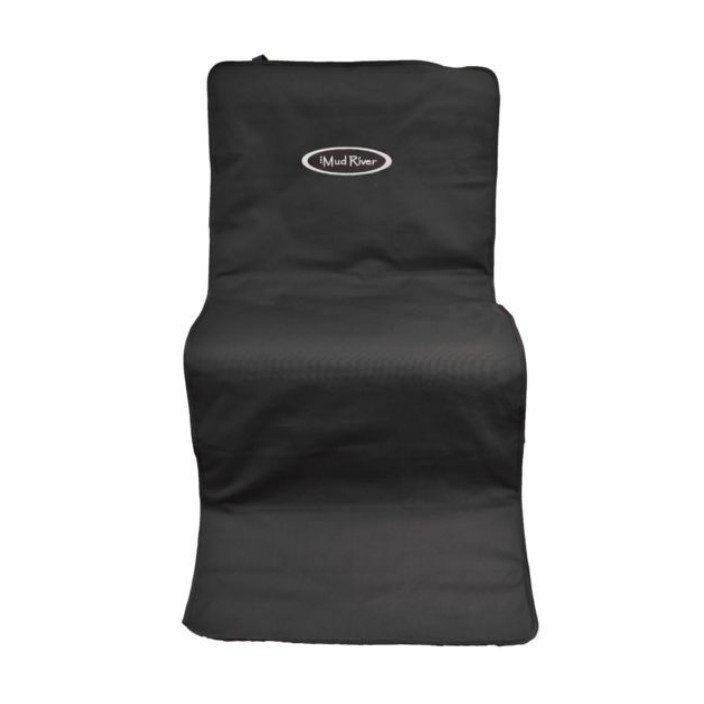 Mud River The Shotgun Seat Cover Black/Gray