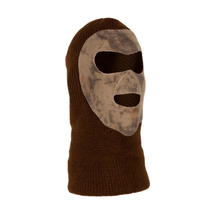 Natural Gear Knit Face Mask