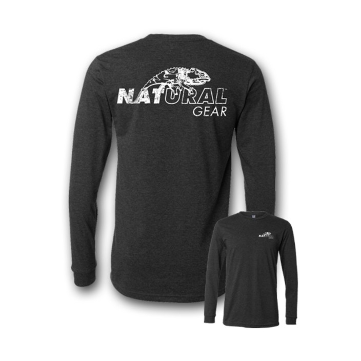 Natural Gear L/S Logo Shirt