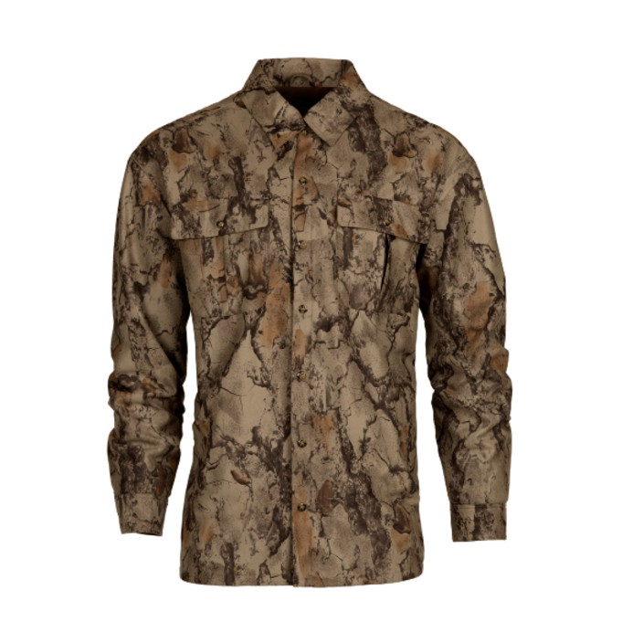 Natural Gear Shirt-Jacket