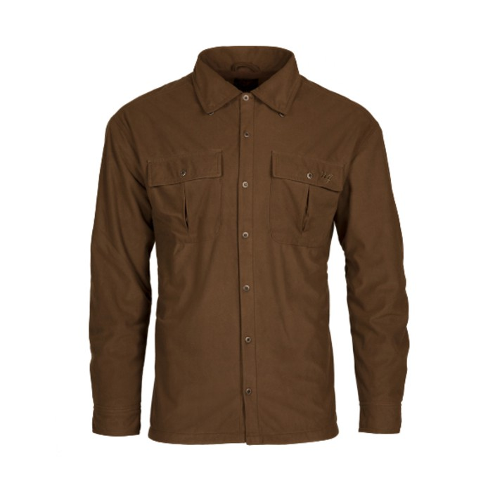 Natural Gear Solid Shirt Jacket