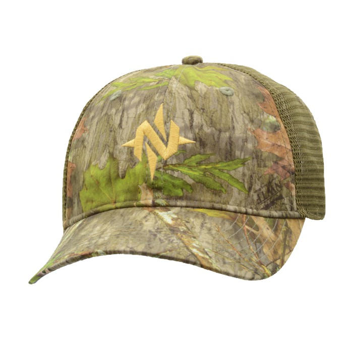 Nomad Camo Low Country Trucker Hat