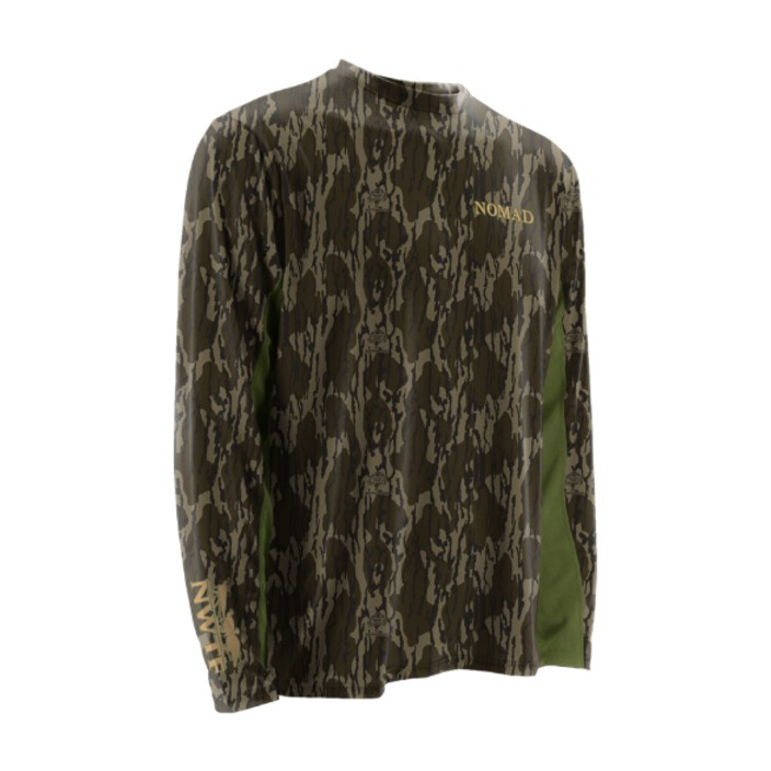Nomad NWTF Long Sleeve Cooling Tee