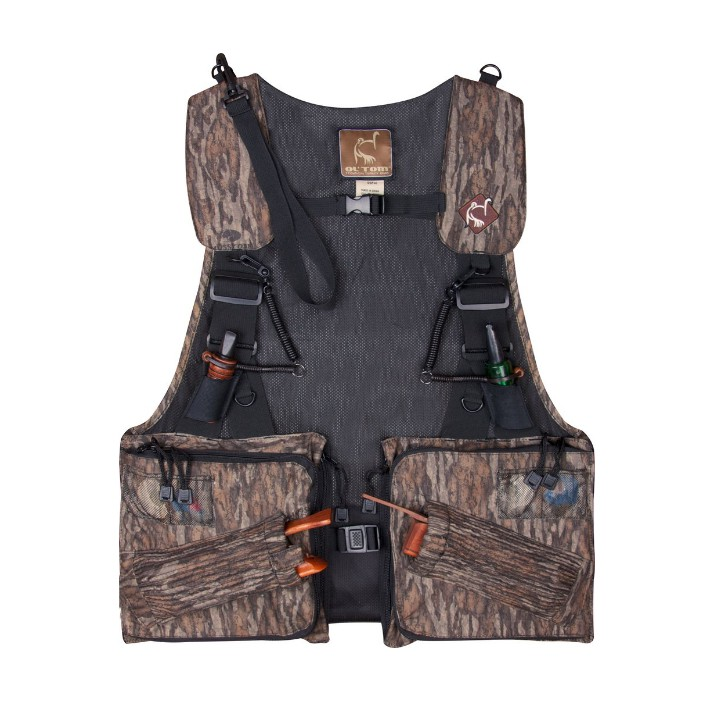 Ol' Tom Time and Motion Strap Vest