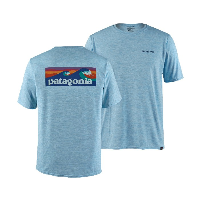 Patagonia Men's Cap Cool Daily Graphic Shirt