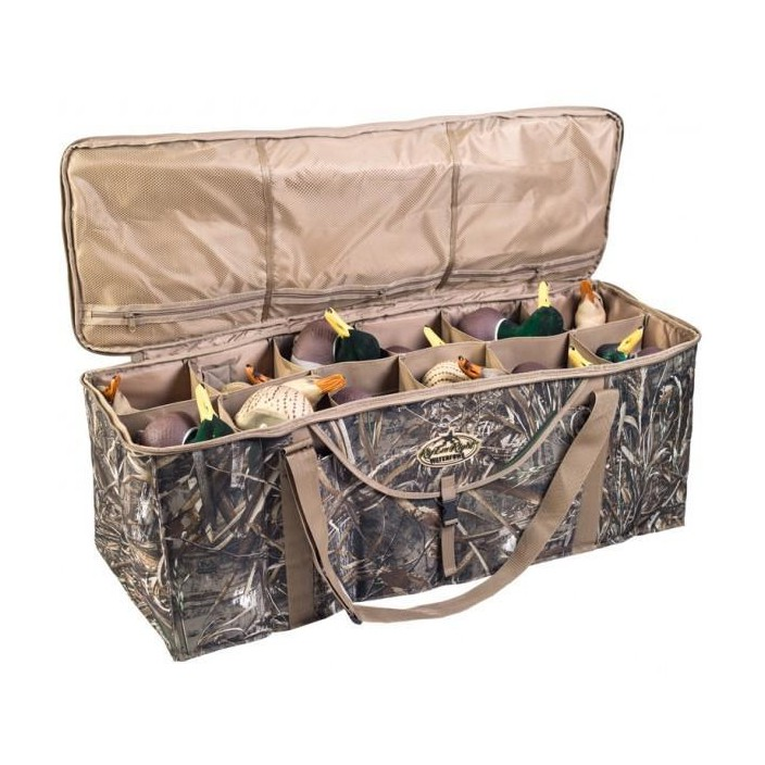 Rig 'em Right 12 Slot Decoy Bag