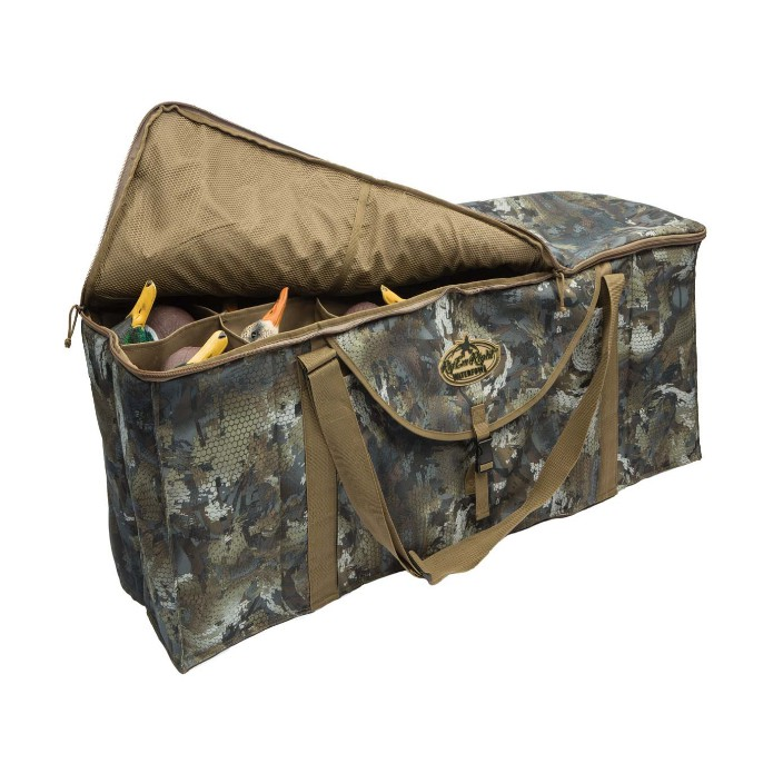 Rig 'em Right 12 Slot Deluxe Duck Decoy Bag