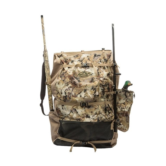 Rig 'em Right Refuge Runner Decoy Bag Optifade Marsh