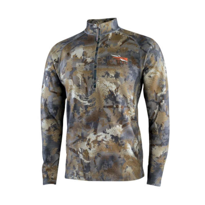 Sitka Merino Heavyweight Half-Zip