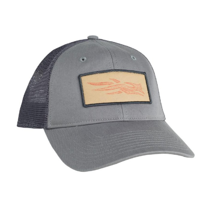 Sitka Topo Logo Patch Trucker