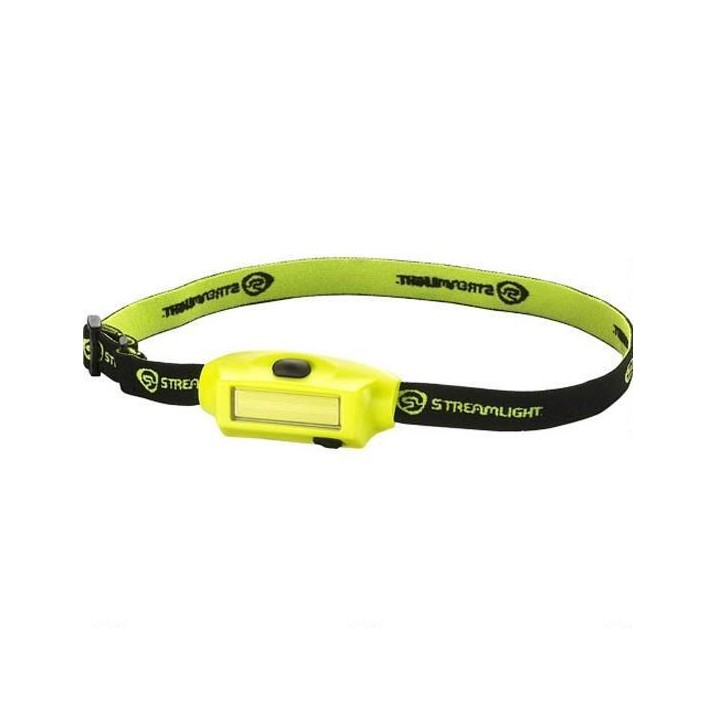 Streamlight Bandit Headstrap USB Yellow 61700
