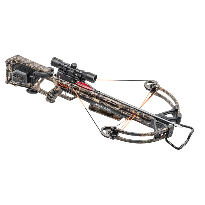 TenPoint Invader X4 - Accudraw Multi-Line Scope