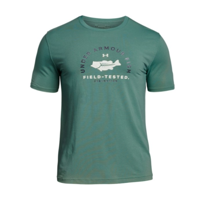 UA Bass Field Tested Tee