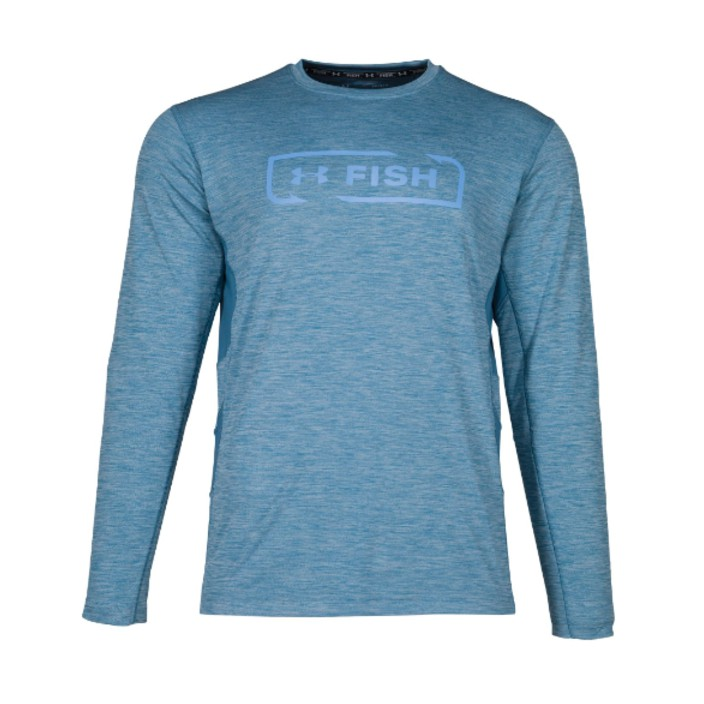 UA Fish Hunter Icon Men's Fishing Long Sleeve Shirt