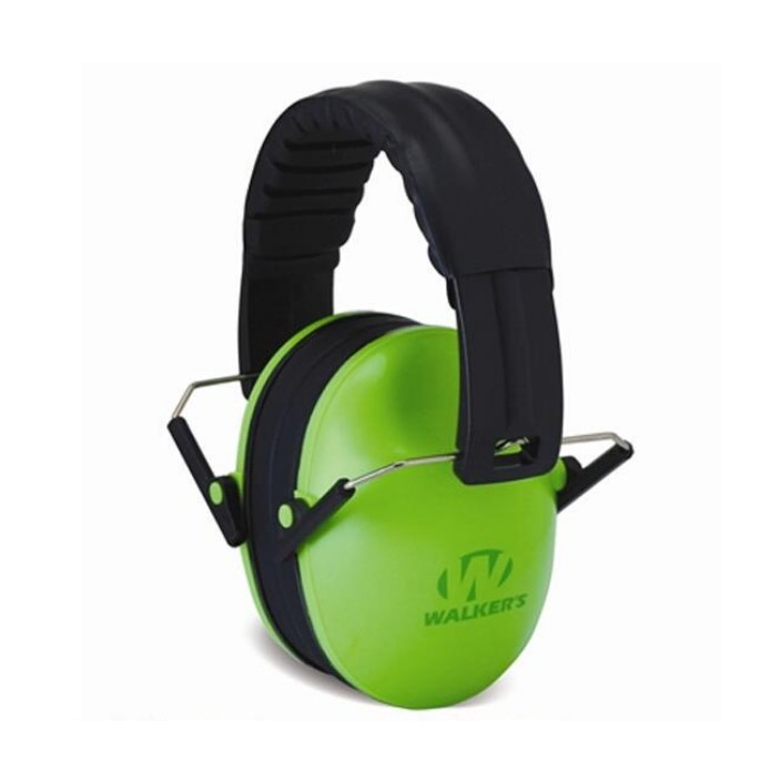 Walkers Folding Kid Muff Lime Green