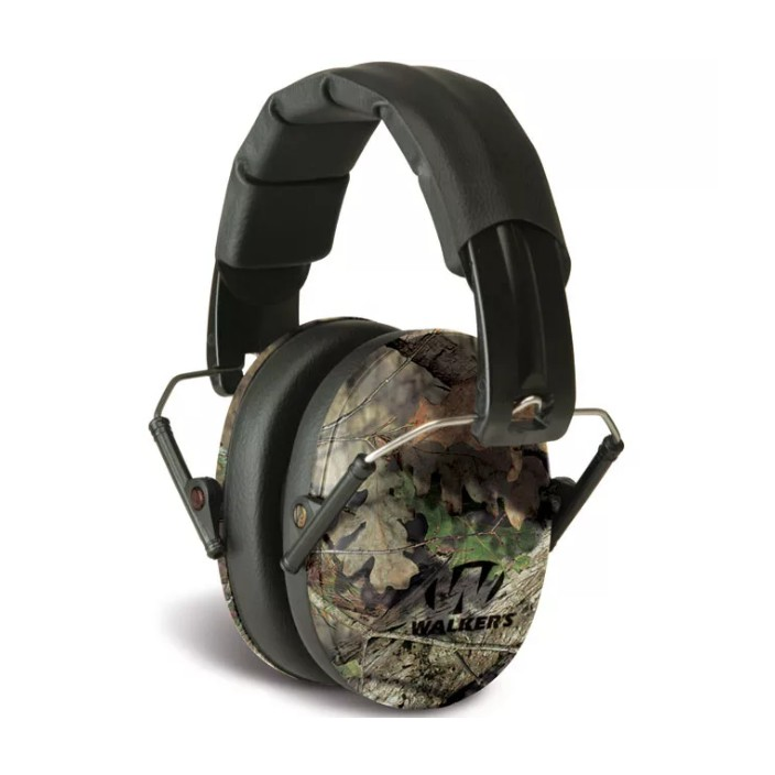 Walkers Pro-Low Profile Folding Muff MO CAMO