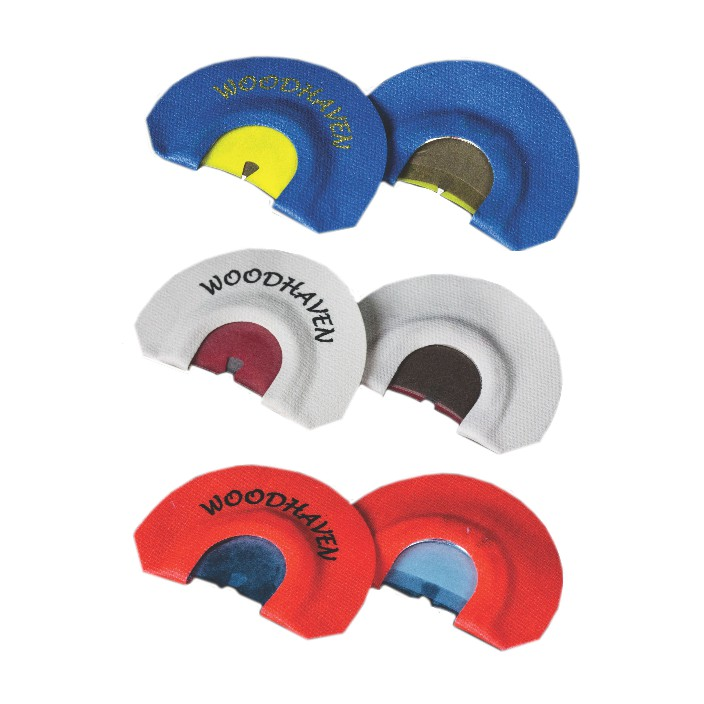 WoodHaven Ghost Series 3 Pack Mouth Calls